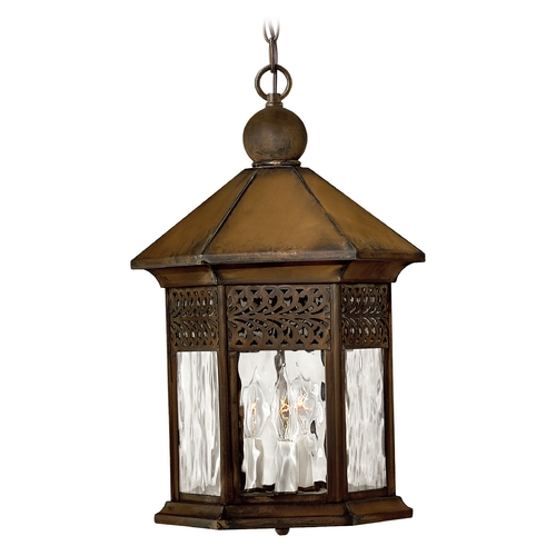 Hinkley Lighting Outdoor Pendant 2992SN