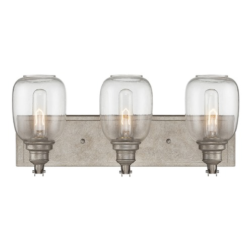 Savoy House Savoy House Industrial Steel Bathroom Light 8-4334-4-27