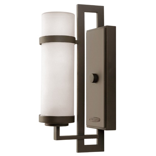 Hinkley Lighting Hinkley Lighting Cordillera Buckeye Bronze Outdoor Wall Light 1696KZ