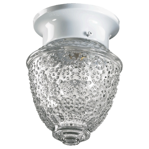 Quorum Lighting Quorum Lighting White Flushmount Light 3305-6-6