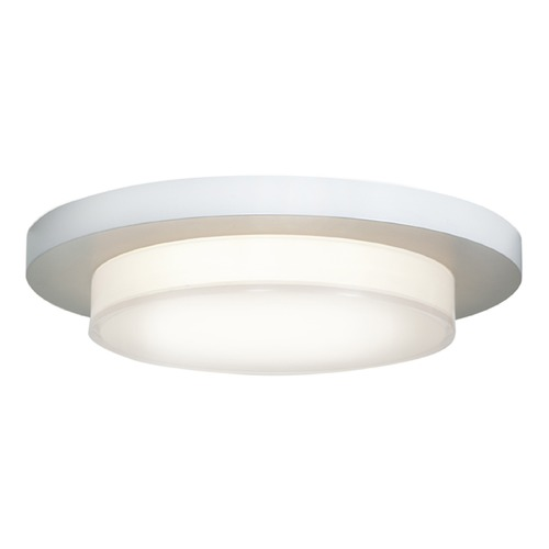 Access Lighting Access Lighting Link White LED Flushmount Light 20779LEDD-WH/ACR