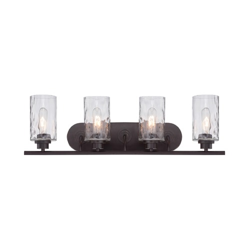 Designers Fountain Lighting Designers Fountain Gramercy Park Old English Bronze Bathroom Light 87104-OEB