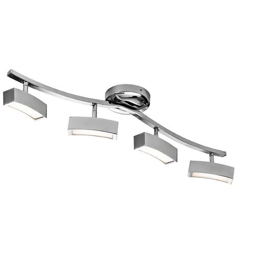 Elan Lighting Elan Lighting Landon Chrome LED Rail 83381