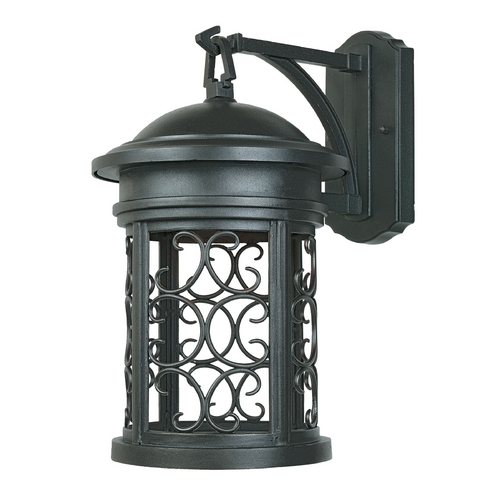 Designers Fountain Lighting Outdoor Wall Light in Oil Rubbed Bronze Finish 31111-ORB