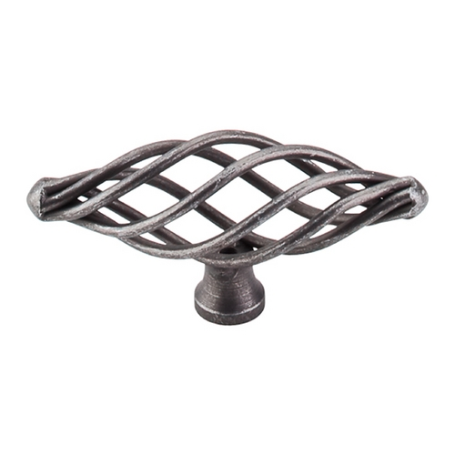 Top Knobs Hardware Cabinet Knob in Pewter Finish M622