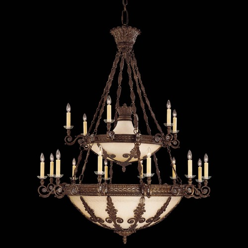 Savoy House Savoy House New Tortoise Shell Chandelier 1-3416-18-56