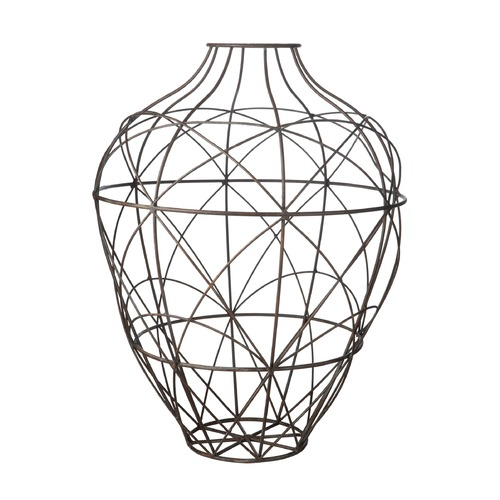 Dimond Lighting Russet Wire Vessel - Small 594013