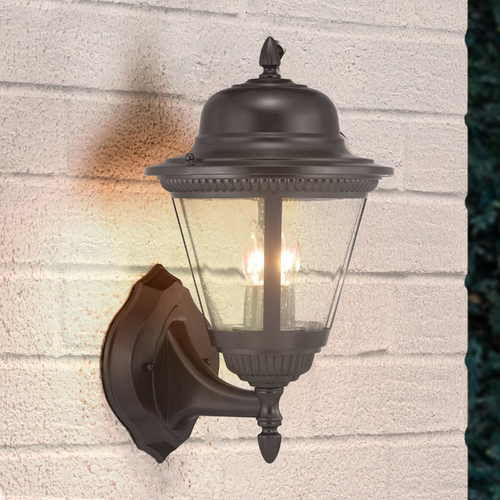 Progress Lighting Progress Lighting Westport Antique Bronze 2-Light Outdoor Wall Light P560135-020