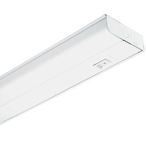 Lithonia Lighting 24-3/8-Inch Fluorescent Under Cabinet Light UC8 17 120 SWR M6