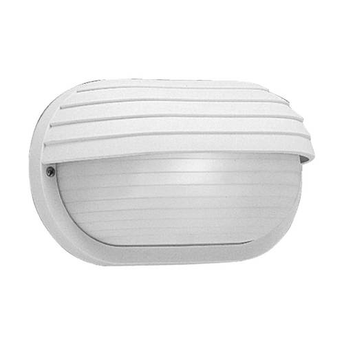 Progress Lighting Progress Outdoor Wall Light with White in White Finish P5706-30