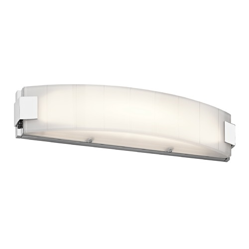 Kichler Lighting Kichler Lighting Largo LED Bathroom Light 45605CHLED
