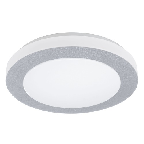 Eglo Lighting Eglo Carpi 1 White LED Flushmount Light 93508A