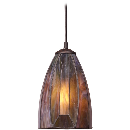 Elk Lighting Tiffany Mini-Pendant Light 70046-1
