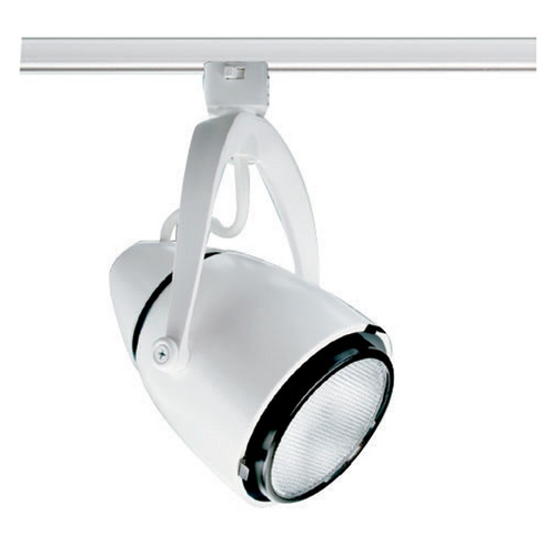 Juno Lighting Group Conix Track Light Head in White T408WH