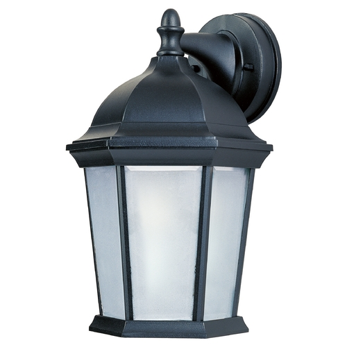 Maxim Lighting Maxim Lighting Builder Cast Black Outdoor Wall Light 85024FTBK