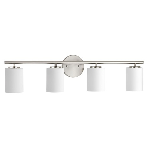 Progress Lighting Progress Lighting Replay Brushed Nickel Bathroom Light P2160-09