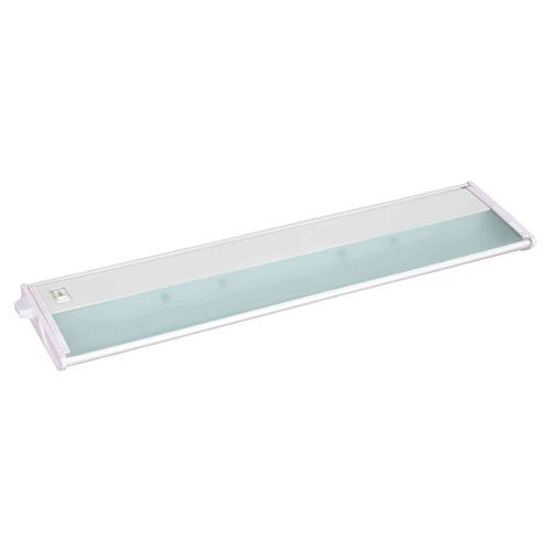 Maxim Lighting Maxim Lighting Countermax Mx-X12 White 21-Inch Under Cabinet Light 87852WT
