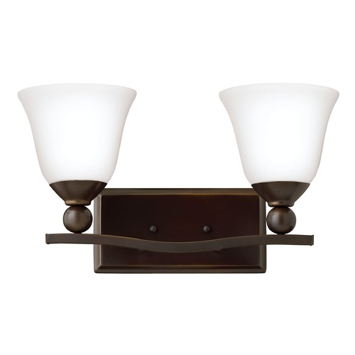 Hinkley Lighting Hinkley Lighting Bolla Olde Bronze Bathroom Light 5892OB-GU24