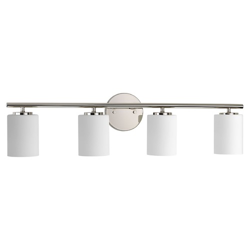 Progress Lighting Progress Lighting Replay Polished Nickel Bathroom Light P2160-104