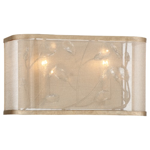Minka Lavery Minka Sara's Jewel Nanti Champaign Silver Bathroom Light 3432-252