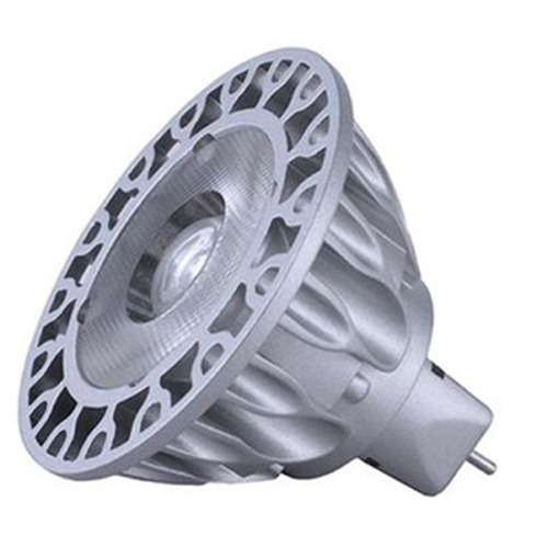 Soraa 9W GU Base LED Bulb MR-16 Narrow Flood 25 Degree Beam Spread 550LM 2700K Dimmable SM16-09-25D-827-03
