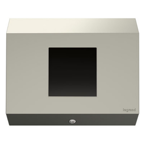 Legrand Adorne Legrand Adorne No Device 1-Gang Control Box APCB4TM1
