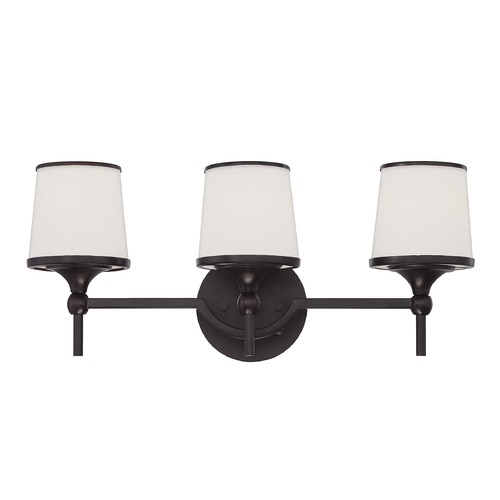 Savoy House Savoy House English Bronze Bathroom Light 8-4385-3-13