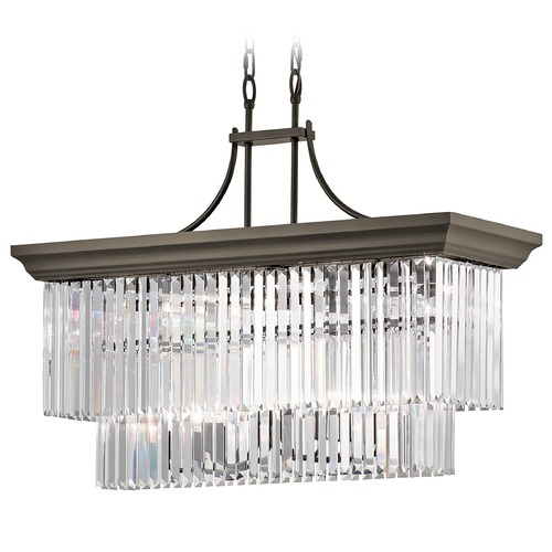 Kichler Lighting Kichler Lighting Emile Olde Bronze Island Light 43745OZ