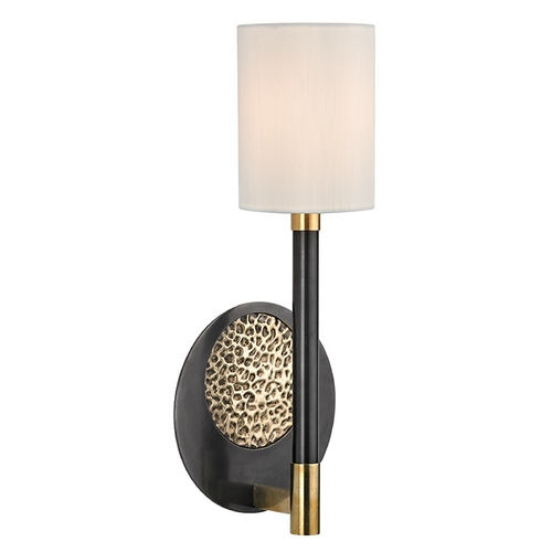 Hudson Valley Lighting Hudson Valley Lighting Burbank Aged Old Bronze Sconce 1211-AOB