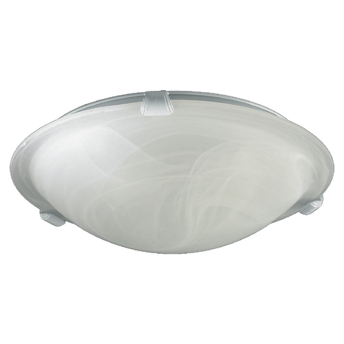 Quorum Lighting Quorum Lighting White Flushmount Light 3000-16-6