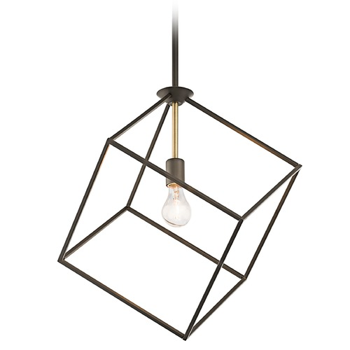 Kichler Lighting Kichler Lighting Cartone Olde Bronze Pendant Light 42525OZ