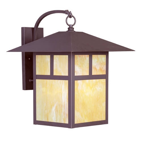 Livex Lighting Livex Lighting Montclair Mission Bronze Outdoor Wall Light 2143-07