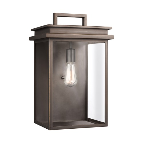 Feiss Lighting Feiss Lighting Chappman Antique Bronze Outdoor Wall Light OL13603ANBZ