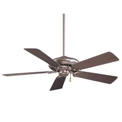 Minka Aire 52-Inch Ceiling Fan with Five Blades F568-BS