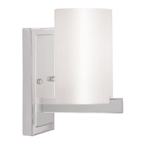 Livex Lighting Livex Lighting Astoria Chrome Sconce 1331-05