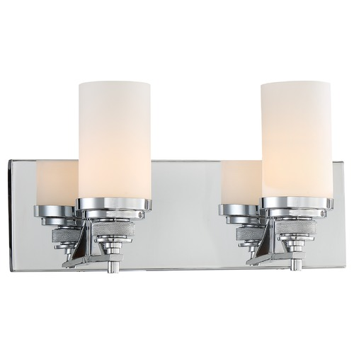 Minka Lavery Minka Brushcreek Chrome Bathroom Light 2312-77