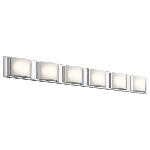 Elan Lighting Elan Lighting Bretto Chrome LED Bathroom Light 83888
