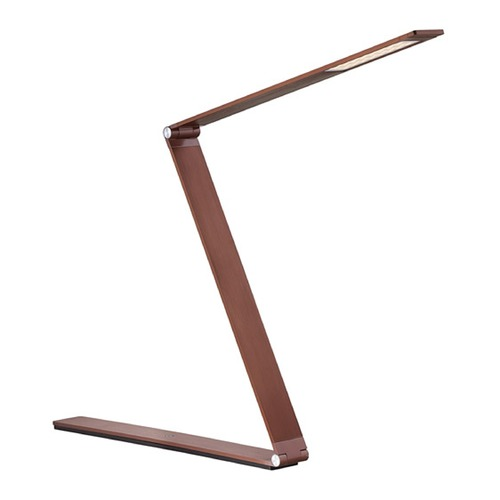 Savoy House Savoy House Lighting Fusion Z Rose Gold Bronze LED Task / Reading Lamp 4-2000-BZ