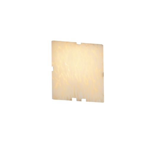 Justice Design Group Justice Design Group Fusion Collection Sconce FSN-5550-DROP-DBRZ