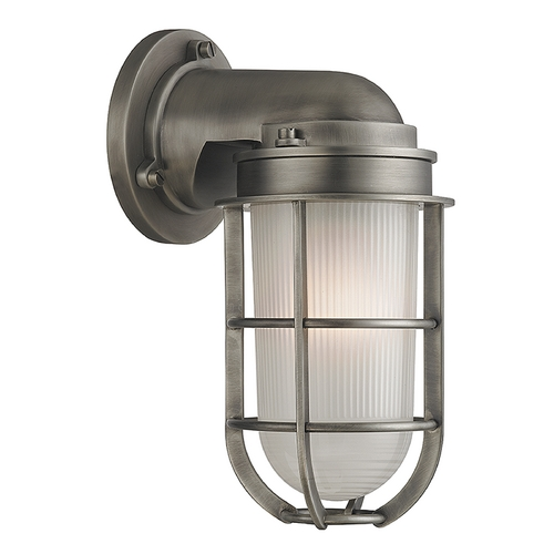 Hudson Valley Lighting Hudson Valley Lighting Carson Antique Nickel Sconce 240-AN