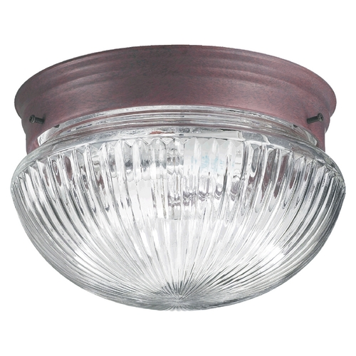 Quorum Lighting Quorum Lighting Cobblestone Flushmount Light 3012-6-33