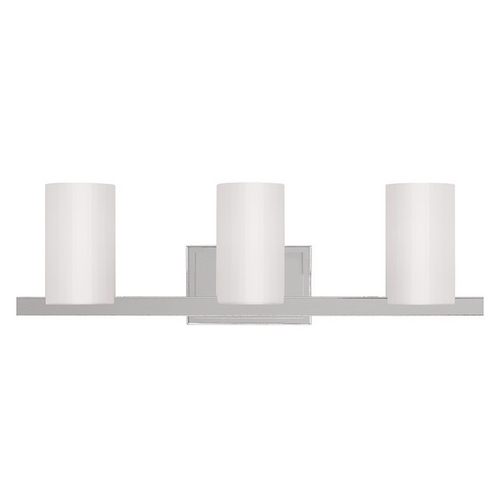 Livex Lighting Livex Lighting Astoria Chrome Bathroom Light 1333-05
