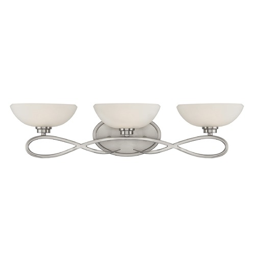 Savoy House Savoy House Lighting Marne Satin Nickel Bathroom Light 8-450-3-SN