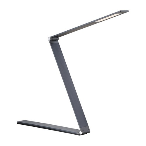 Savoy House Savoy House Lighting Fusion Z Blue Gray LED Task / Reading Lamp 4-2000-GR