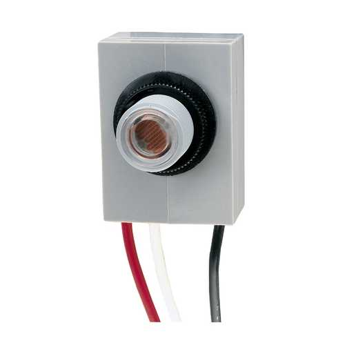 Intermatic Thermal-Type Photocell K4021C