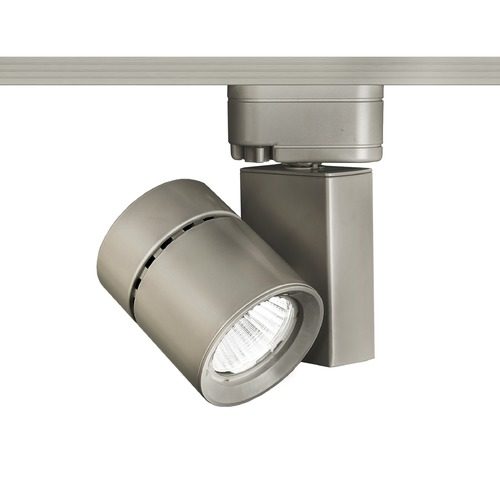 WAC Lighting WAC Lighting Brushed Nickel LED Track Light H-Track 3000K 2691LM H-1035F-830-BN