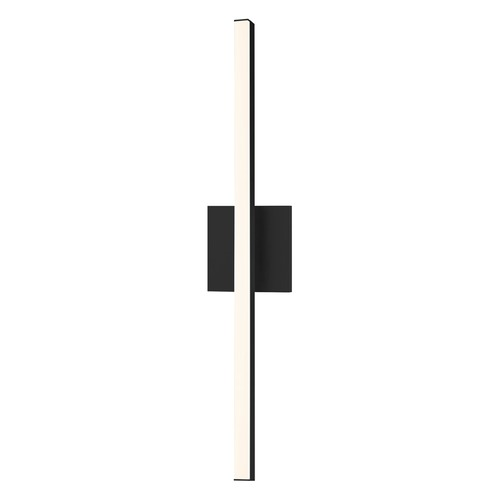 Sonneman Lighting Stix Satin Black LED Bathroom Light - Vertical or Horizontal Mounting 2770.25