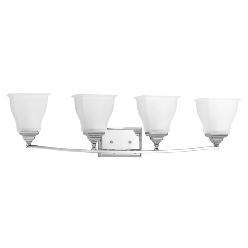 Progress Lighting Progress Lighting Callison Polished Chrome Bathroom Light P2178-15