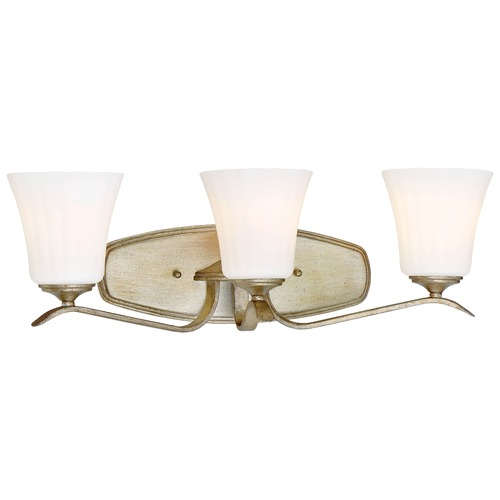 Minka Lavery Minka Laurel Estate Brio Gold Bathroom Light 3443-582
