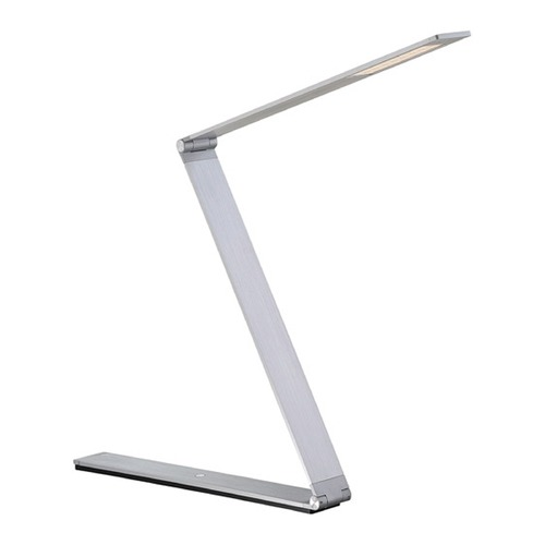 Savoy House Savoy House Lighting Fusion Z Natural Aluminum LED Task / Reading Lamp 4-2000-NA